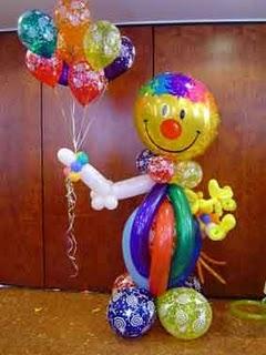 Globoflexia decoraci n con globos para primera comuni n for Ornamentacion con globos