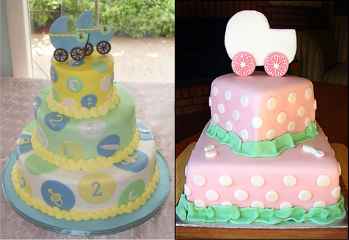 pasteles de baby shower ideas para baby shower pastel imposible tres